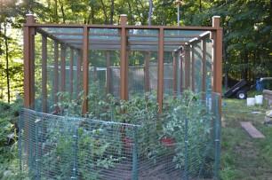 Garden Enclosure 3